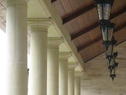 Декоративные колонные