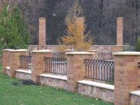 Крышки на столбы, навершия